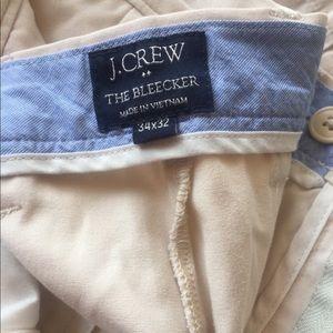 J.Crew Bleecker Chinos